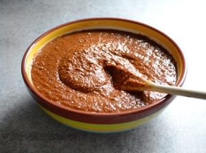 mole sauce made at home